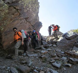 Poli hikeng & guidingBasar Alcazaba