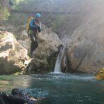 Barranquismo / Canyoning Sierras de Granada y Jaen