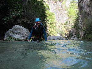 Buitre GranAlpina Río Verde