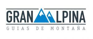 logo GranAlpina guias de montaña